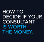 Decide Consultant Worth Money Image